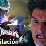 Power Rangers en Español Dino Super Charge - Heckyl y Snide