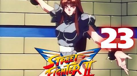 Street Fighter II V - CAP.23. El brillo misterioso