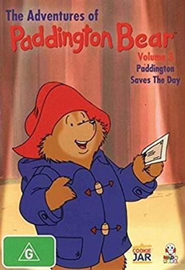 Las aventuras del oso Paddington