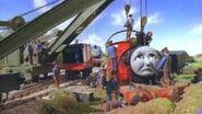 Thomas y sus amigos -thomas heroe del dia.