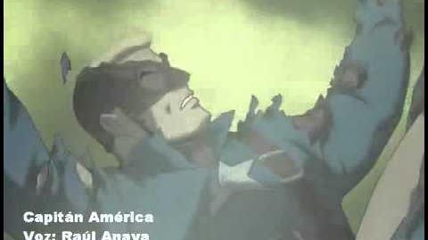 Ultimate Avengers - Comparación entre doblajes 2