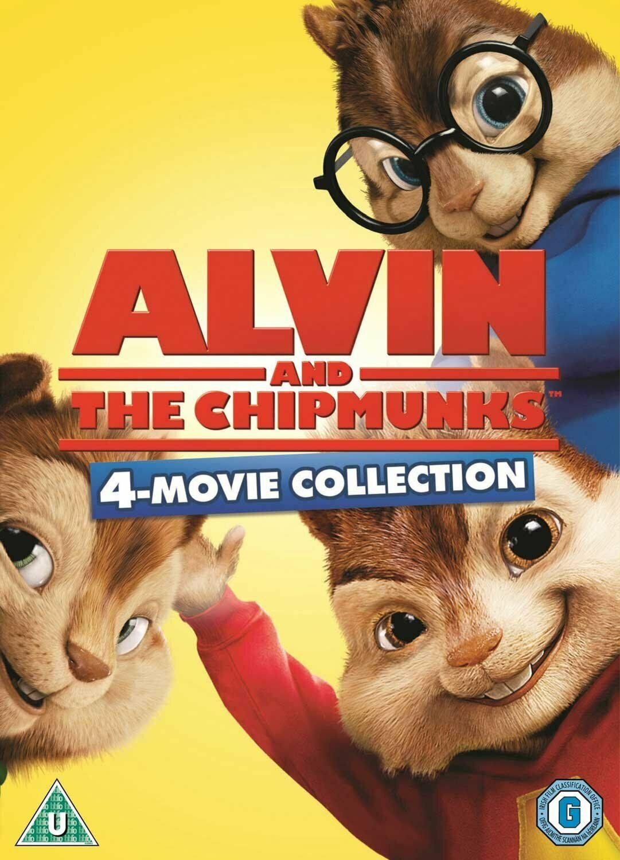 Alvin y las ardillas (franquicia)