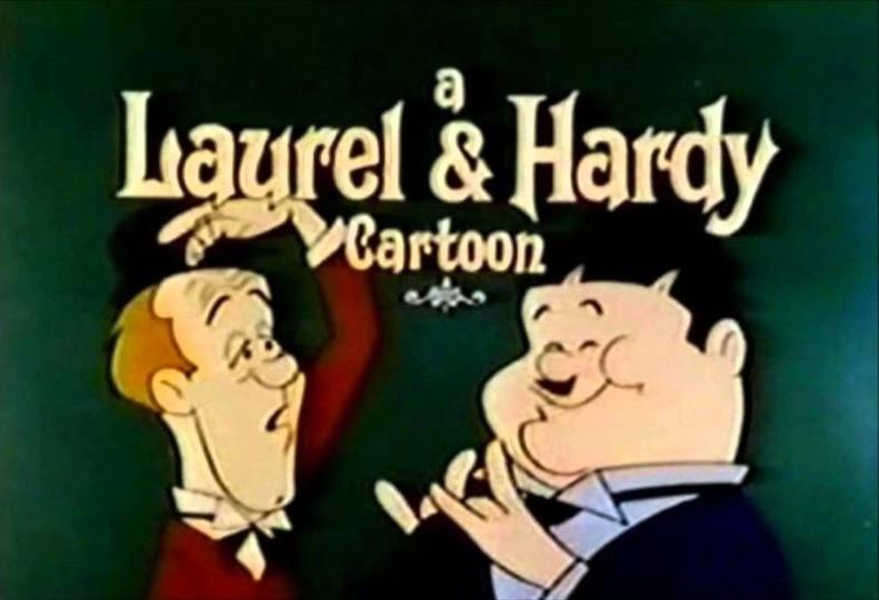 El gordo y el flaco (serie animada)
