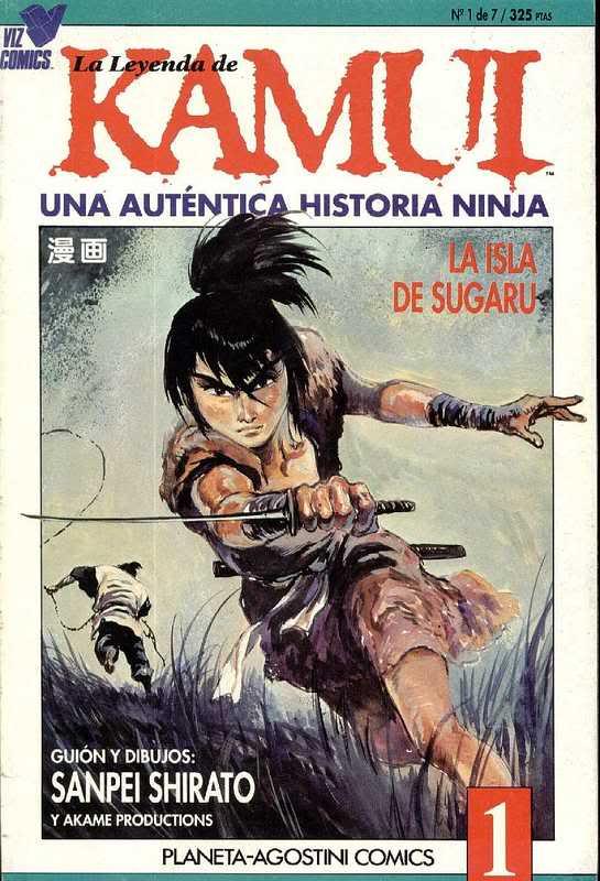 Kamui, el ninja desertor