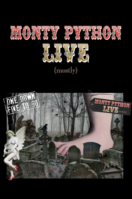 Monty Python en vivo (más o menos)