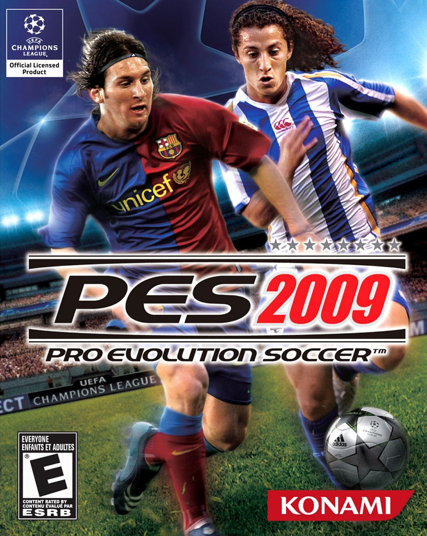 Anexo:Videojuegos de Pro Evolution Soccer