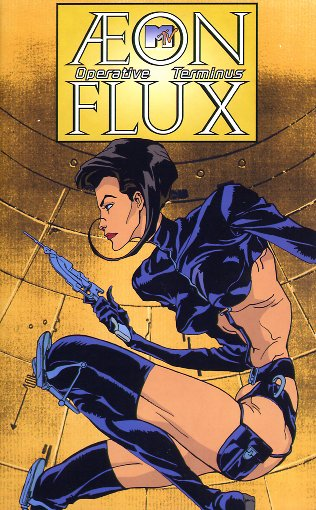 Æon Flux (serie animada)