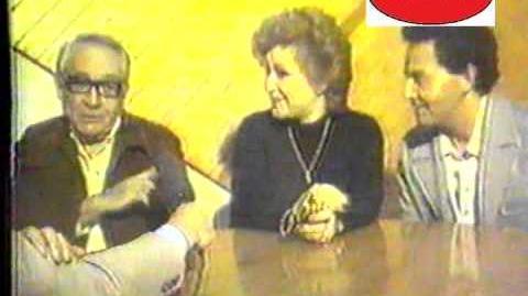 """El Doblaje Mexicano = Reportaje """"Héroes Anónimos del Doblaje"""" - 60 Minutos 1985-0"""