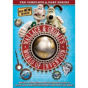 Wallace y Gromit: El mundo de los inventos