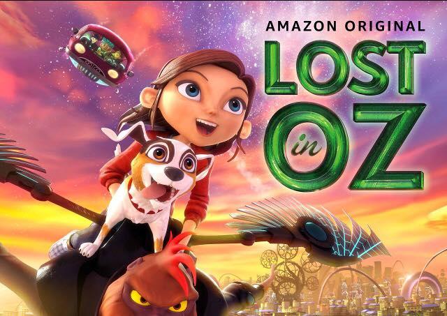Perdidos en Oz