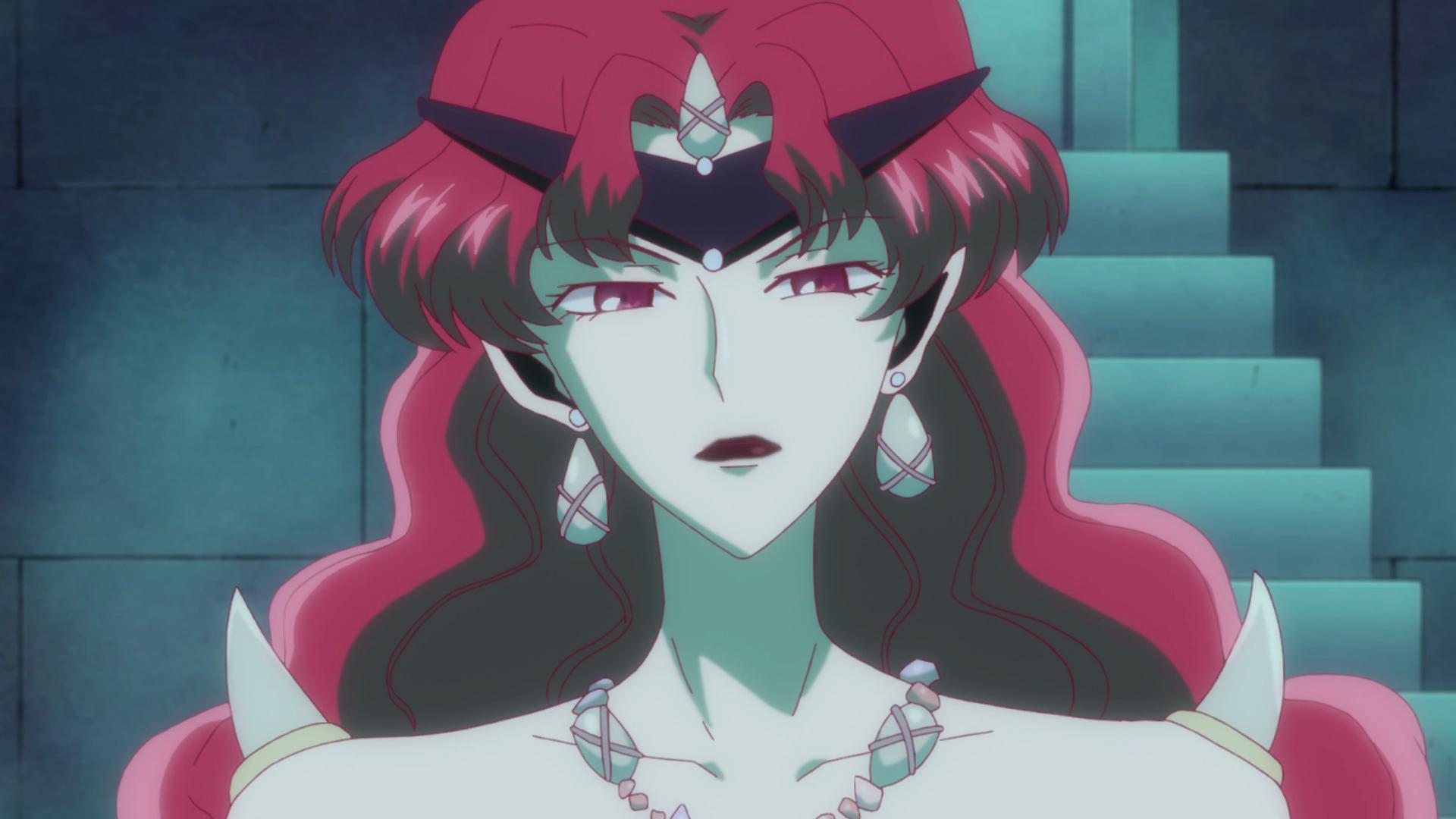 Cradobljeo125/Propuesta de Doblaje para los villanos de Sailor Moon