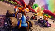 Crash Team Racing Nitro Fueled Intro Español Latino (Doblaje Oficial) Ps4