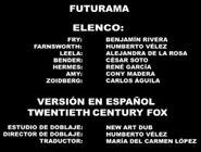 Doblaje Latino de Futurama (4ta Temporada)