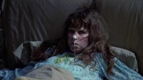 El Exorcista - Escena de Regan