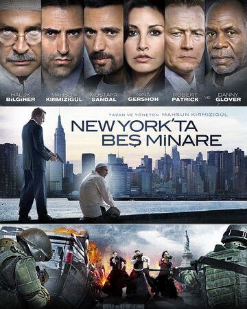 New york'ta bes minare turkish poster.jpg