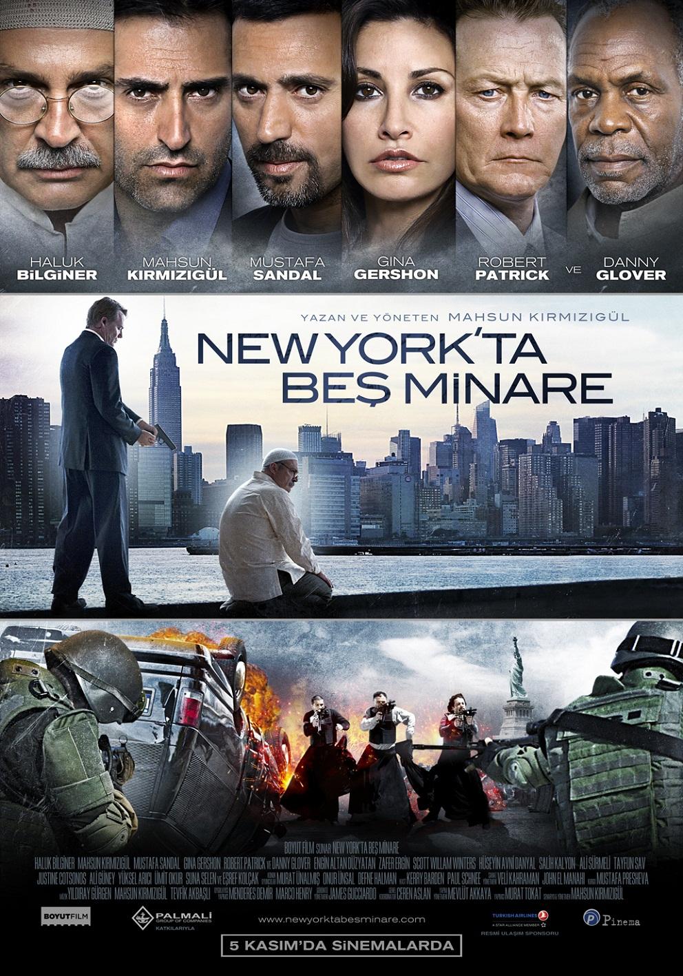 Terrorismo en Nueva York