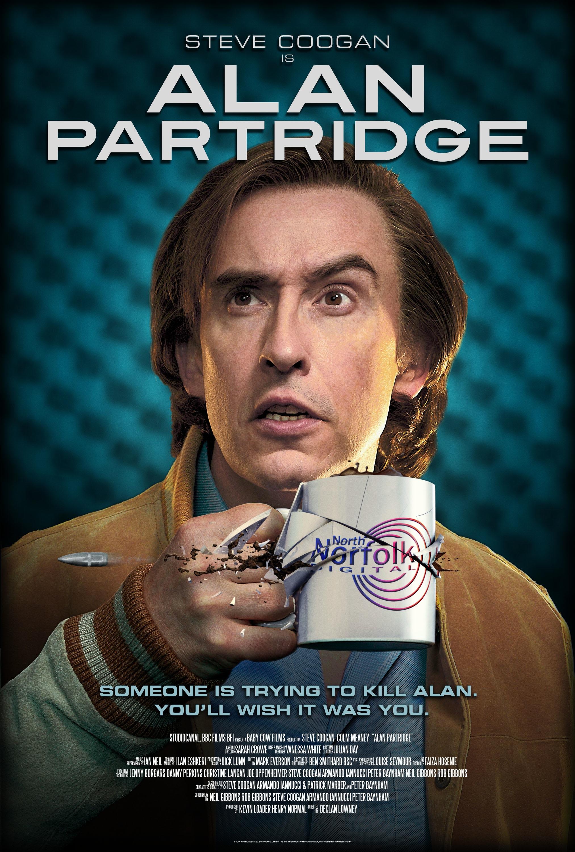 Alan Partridge: La película