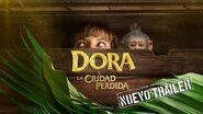 Dora y La Ciudad Perdida Trailer -1 Español Latino