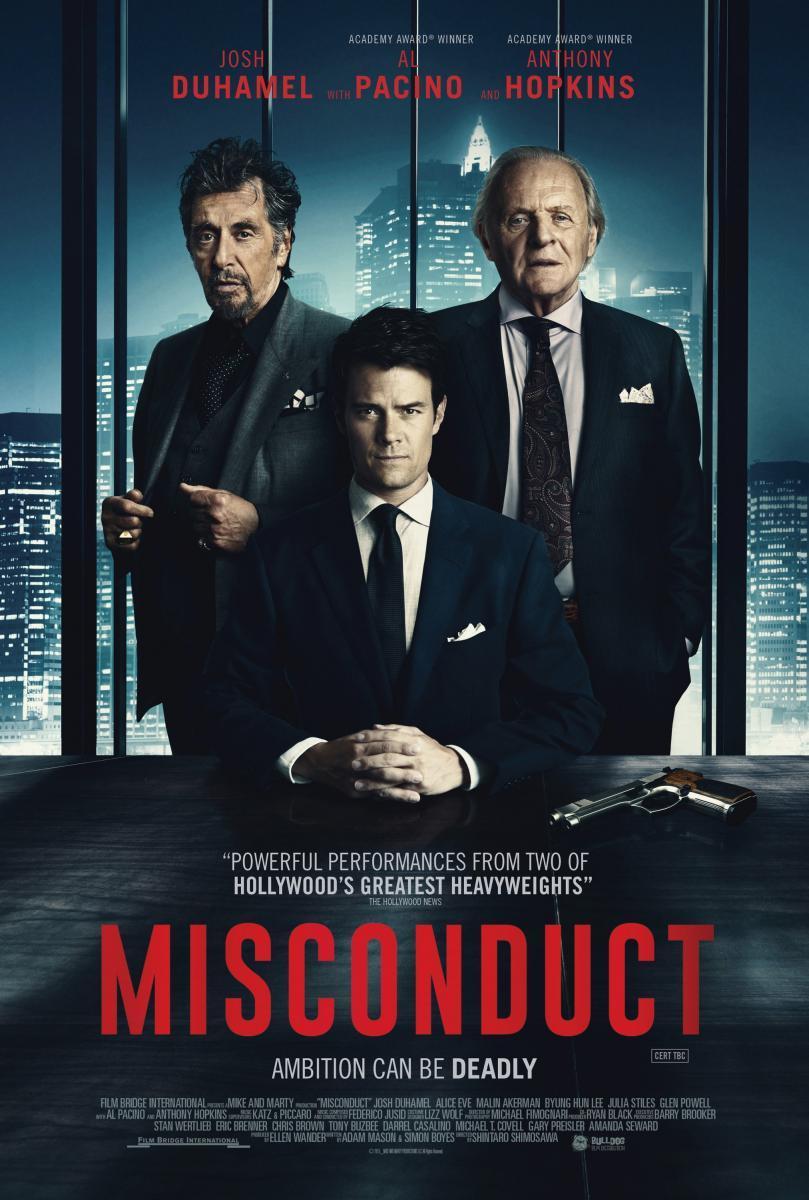 Misconduct