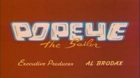 Popeye, el marino (serie animada)