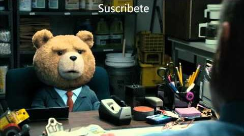 Ted - Escenas del trabajo (Completo, Audio Latino) HD