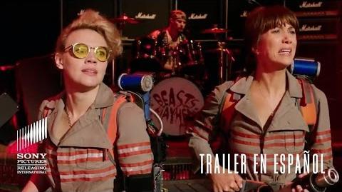 CAZAFANTASMAS Nuevo trailer en español (HD)