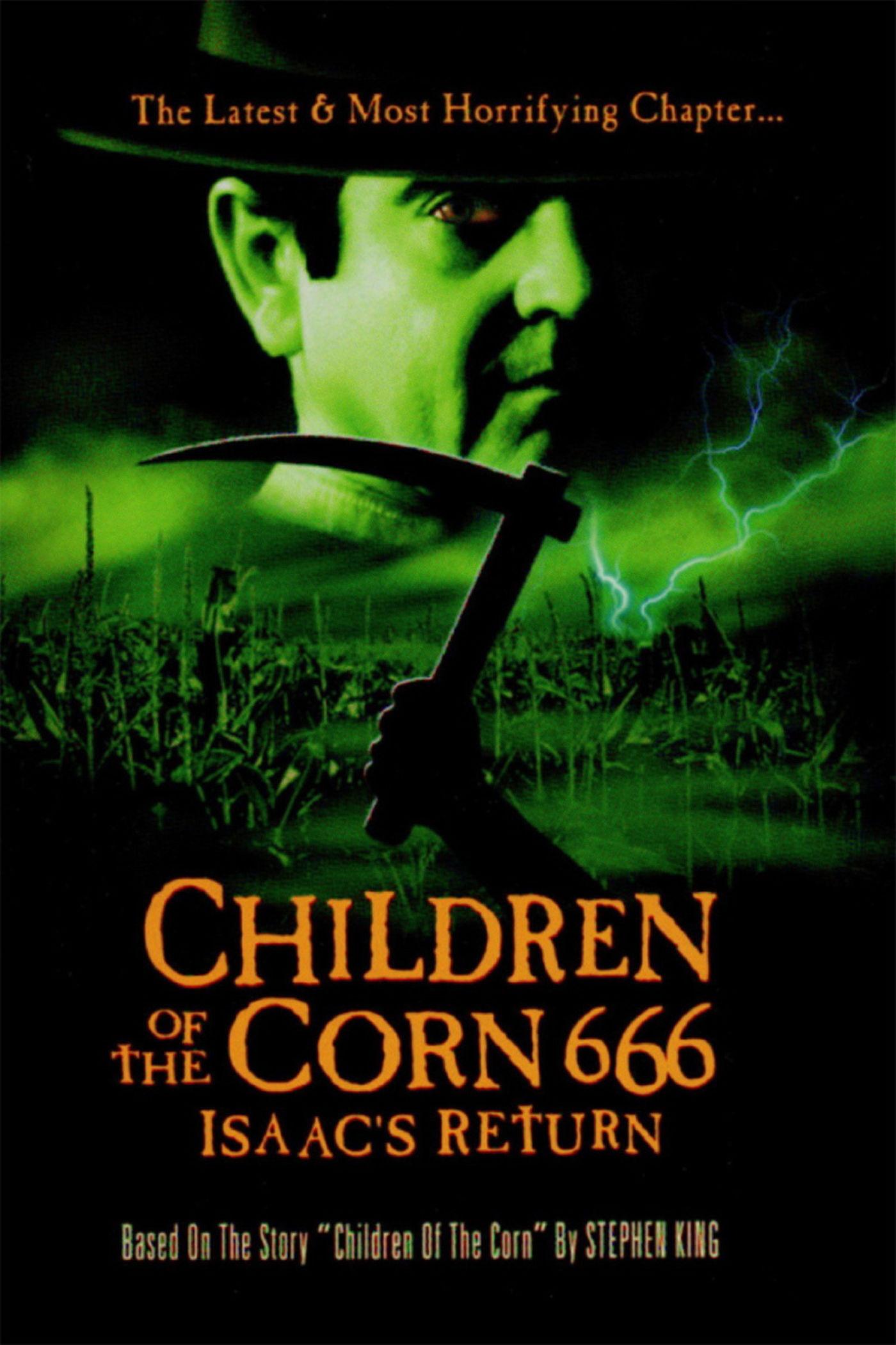 Los niños del maíz 666: El retorno de Isaac