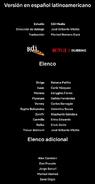 Credits(ep.3 temp.4) Castlevania