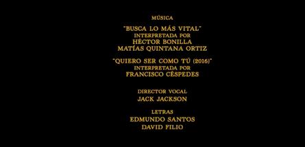 El libro de la selva (2016) Doblaje Latino Creditos 3.png