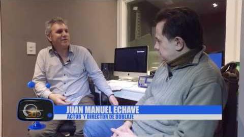Entrevista a Juan Manuel Echave