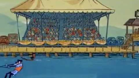 Goofy - Aquamania (español)