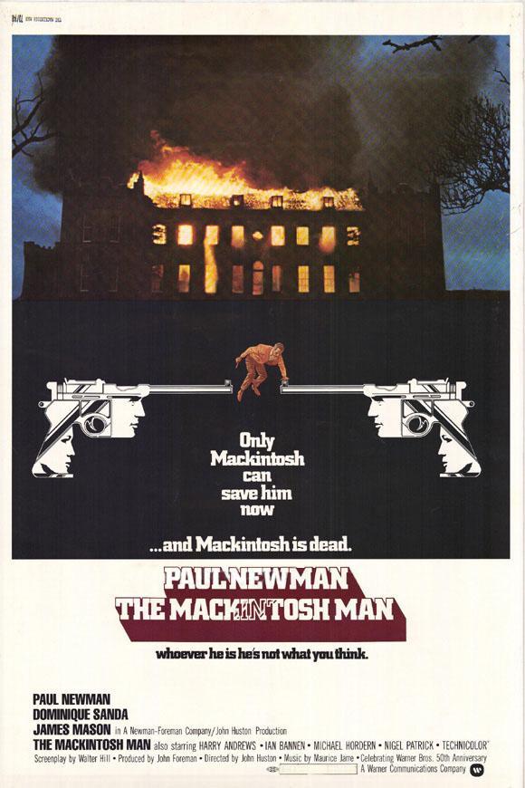 El emisario de Mackintosh