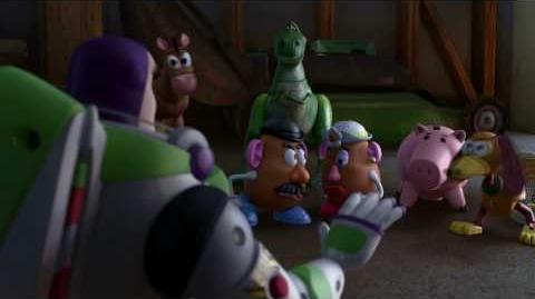 Toy Story 3 - Nuevo Trailer Español Latino - FULL HD