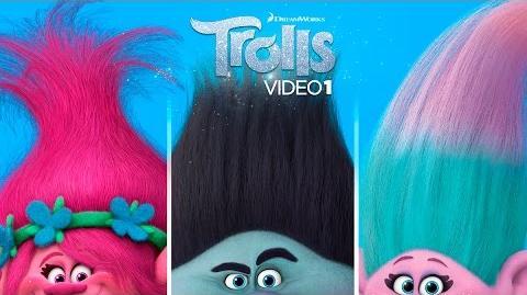 Trolls – Doblaje de la película CaEliKe, Belinda y Aleks Syntek