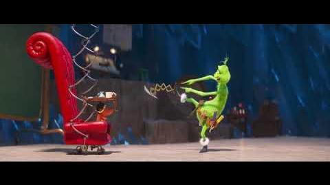 El Grinch. 7 de diciembre solo en cines.