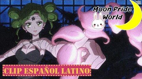 Sailor Moon Crystal - Acto 32 Infinidad 5 Sailor Plut Setsuna Meiou Español Latino