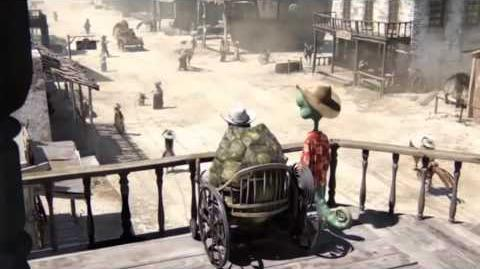 Trailer 2 Rango 2011 ESPAÑOL LATINO