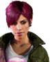 Infamous second son fetch portrait render cutout by mizukimarie-d7dhs8y