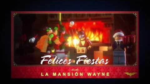 LEGO BATMAN LA PELÍCULA - ¡Saludos navideños de Lego Batman! - Oficial Warner Bros
