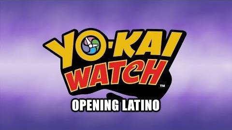 Yo-kai Watch Opening Latino