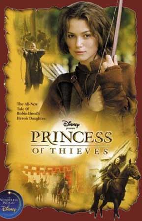 La princesa de los ladrones