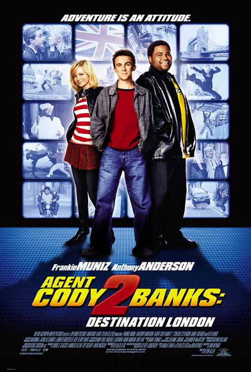 Agente Cody Banks 2: Destino Londres
