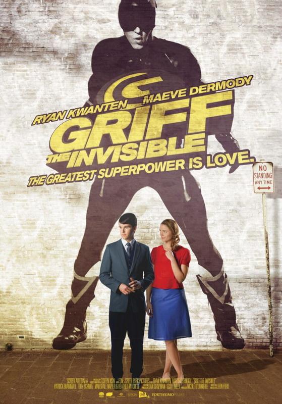 Griff: el invisible