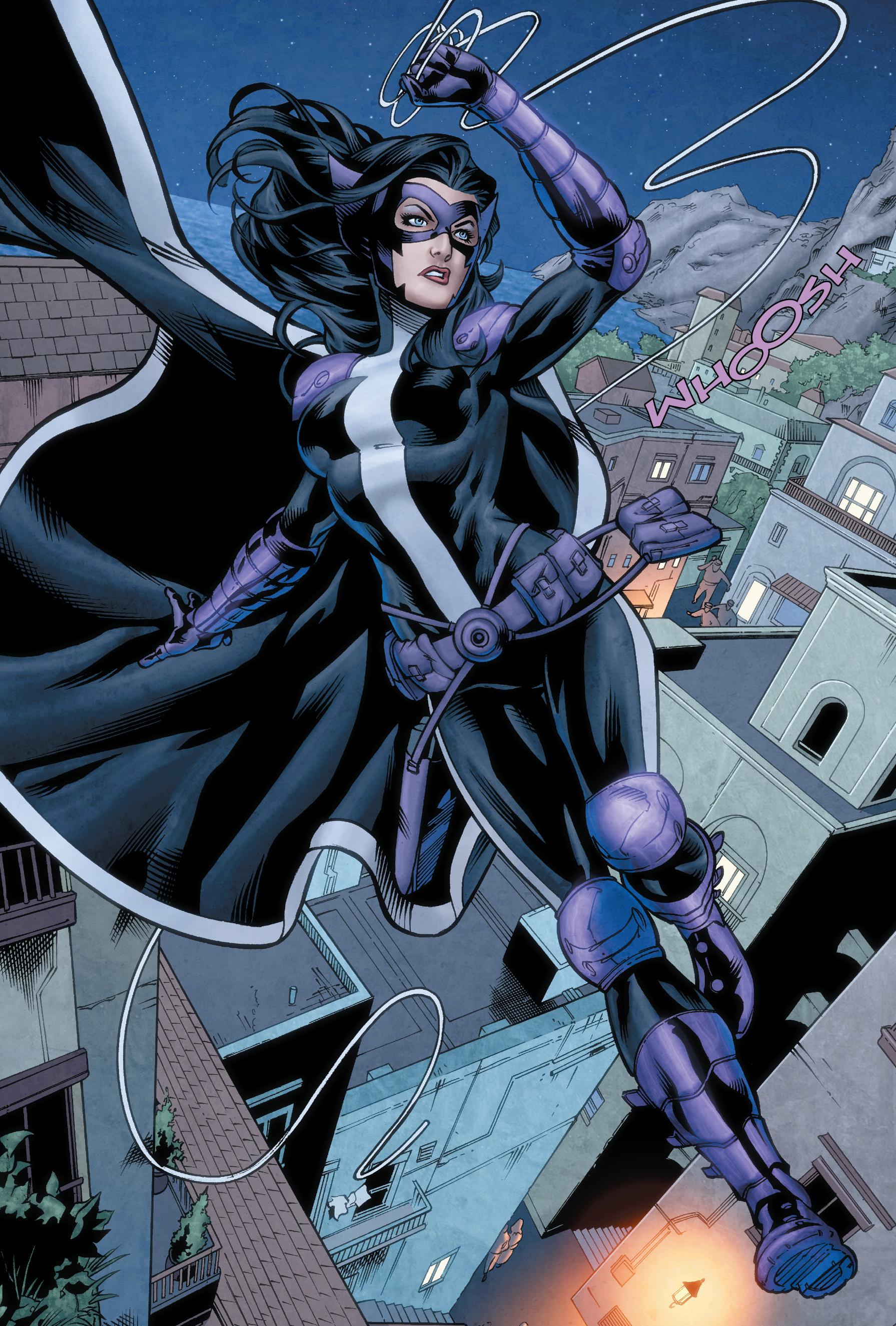 Cazadora (DC Comics)