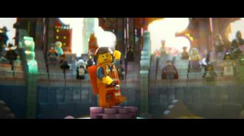 """LA GRAN AVENTURA LEGO - Este Hombre 20"""" HD - Oficial de Warner Bros. Pictures"""