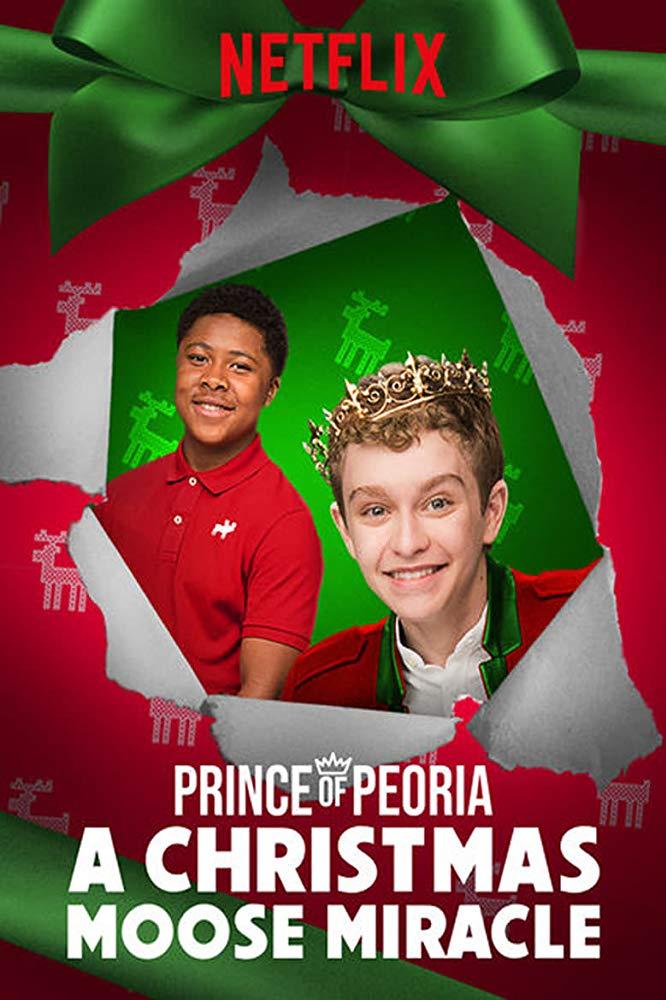 El príncipe de Peoria: El milagro del alce navideño