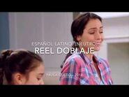 REEL DOBLAJE PAULA CUETO 2018