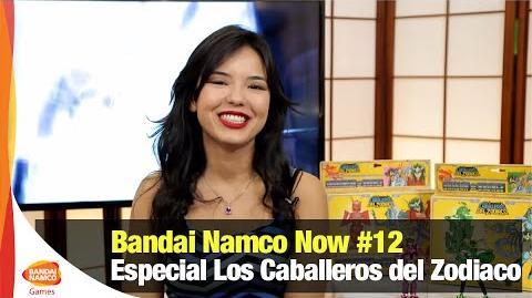 Bandai Namco Now 12 - Especial Los Caballeros del Zodiaco - Bandai Namco Latinoamerica