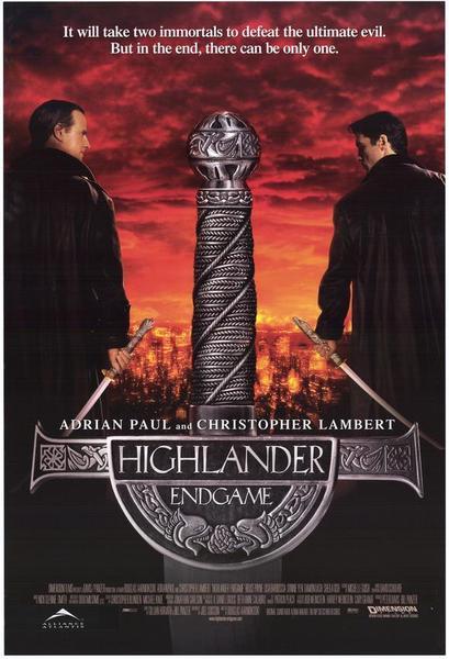 Highlander: El encuentro final