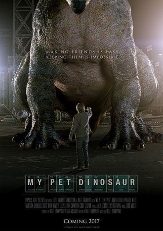 Mi amigo el Dinosaurio